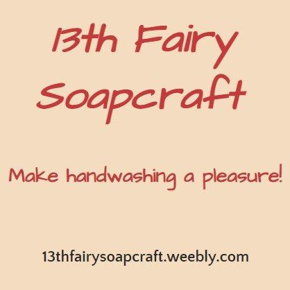 13th Fairy Soapcraft